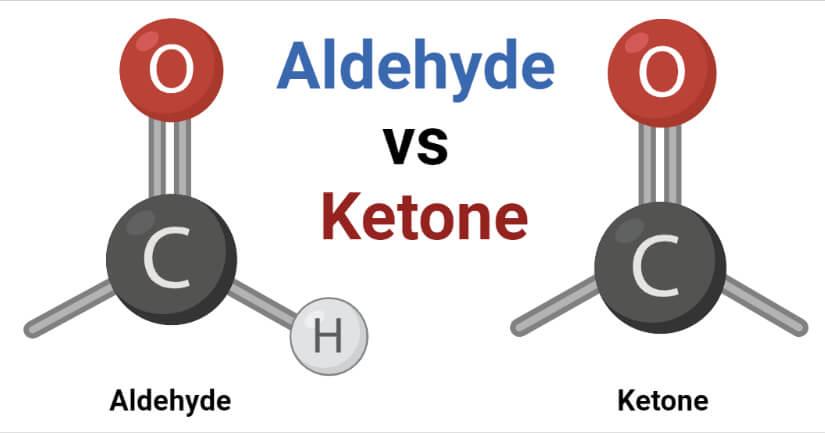 Aldehyde vs Ketone