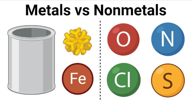 Metals vs Nonmetals